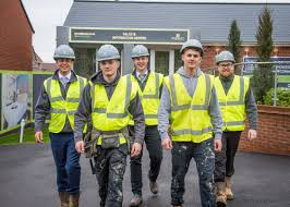 why housebuilders need to hire more apprentices u2013 show house