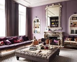 Home Design For 2017 Amazing 60 Purple Living Room 2017 Design Ideas Of Purple Living