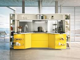 modern kitchen cabinets with cool countertops and island decoori
