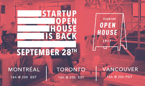 startup open house 2017