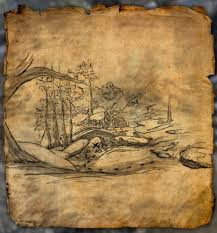 Coldharbour Ce Treasure Map Maps Archives Exploring The Elder Scrolls Online And Other Games