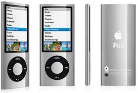 苹果iPod nano1-6代音乐播放器介绍