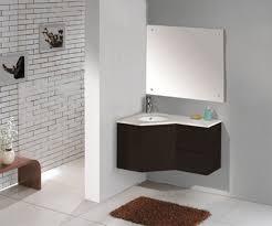 small corner sink vanity unit various options of corner bathroom