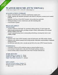 mcdonalds job description resume food service waitress u0026 waiter resume samples u0026 tips