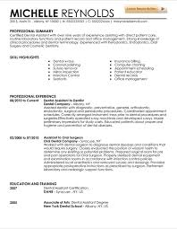 Case Study Examples Dental   Best Resume Examples for Your Job Search SlideShare