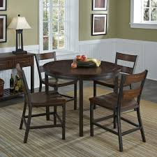 Overstock Dining Room Chairs by Cabin Creek 5 Piece Dining Set By Home Styles Free Shipping