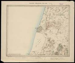 Exodus Route Map by Jaffa Wikipedia
