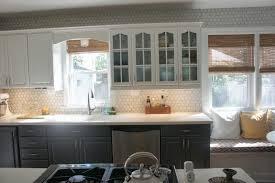 Tiled Kitchen Table by 100 Backsplash White Kitchen Mid Century Modern Kitchen
