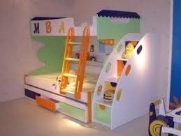 Plans For Bunk Bed With Steps by Bunk Bed With Stairs And Slide Foter
