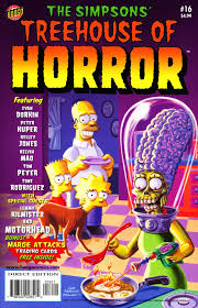 the simpsons halloween of horror the simpsons u0027 treehouse of horror 16 simpsons wiki fandom