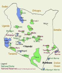 Africa Map Game by Top Tourist Attractions In Tanzania Tourist Map Rift Valley And