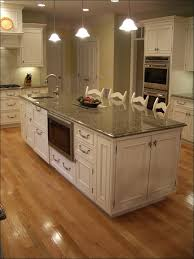 kitchen long kitchen island with seating portable kitchen
