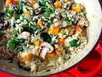 Wallpapers Backgrounds - winter squash used recipe such acorn pumpkin (winter risotto cc prouditaliancook PIC pan squash used recipe such acorn pumpkin triaznowbellingtoon blogspot 1024x768)