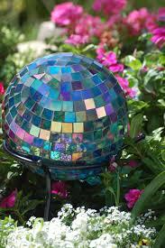 Gazing Ball Fountain Gazing Balls