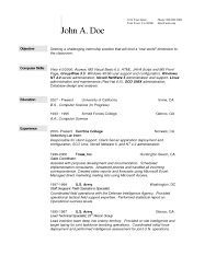 Assistant Professor Computer Science Resume Sales Computer skill resume