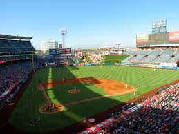 Angel Stadium of Anaheim