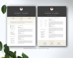 resume builder on microsoft word resume template for ms word resume templates creative market