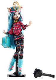 Monster Halloween List by Amazon Com Monster High Brand Boo Students Isi Dawndancer Doll