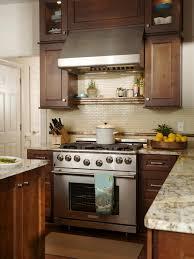 home design vivacious backsplash behind stove with range hood and