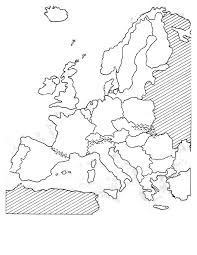 Map Of Western Europe by Western Europe Blank Political Map Western Europe Map Mr