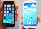 Tư vấn : Nên chọn iPhone 5s hay <b>Samsung Galaxy S4</b> | Congnghe.
