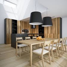 lighting ideas casual dining room lighting with double black drum