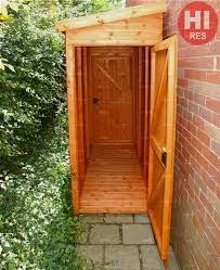 Free Wooden Garbage Box Plans by Free 3x8 Wood Shed Lean To Plans Google Search Diy Outdoor