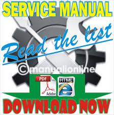 workshop service repair manual harley davidson street xg500 xg750