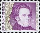 Geburtstag von Franz Schubert#. Sonderpostmarkensatz. Der am 31. - RedakII_970509b_1