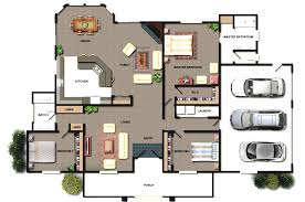 Big House Plans by Creating Not So Big House Plans U2013 House And Home Design