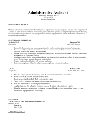 free sample resumes for administrative assistants administrative assistant skills resume free resume example and additional administrative assistant resume help