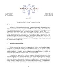 Appointment Letter Sample For Subcontractor Safety Trainer Cover Letter