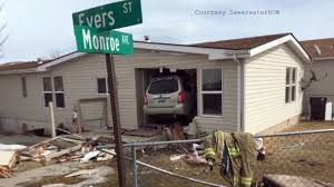 baby great grandmother die after suv crashes through living room debra devries