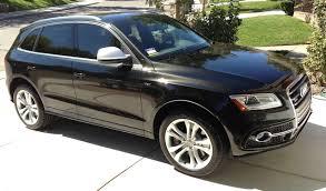 Audi Q5 Black - 2014 panther black sq5 audiworld forums