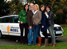 """Das """"SWR Landesschau Mobil""""-Team mit Reporterin Sibylle Möck dreht von Sonntag, 22. bis Freitag, 27. Januar, in Ettlingen. """"SWR Landesschau Mobil"""" ist jede ... - PSSWR"""