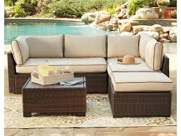 signature design by ashley loughran outdoor sectional set with