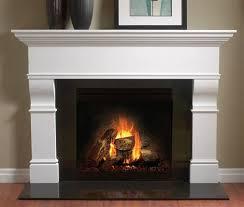 painting concrete fireplace surround homeremodelingideas net