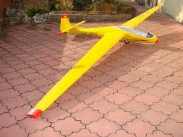 Plan Set 9 Bocian Glider Parts Plan Set