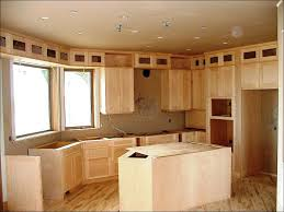 Kitchen Cabinet Doors Replacement Kitchen Maple Doors Quarter Sawn Oak Kitchen Cabinets Rustic