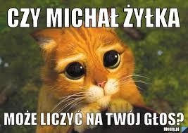 Czy Michał Żyłka Może liczyć na twój głos? Rejestracja. Login: Hasło: Potwórz: - 980c58546_czy_michal_zylka
