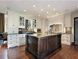 Garden Kitchen Design by The Elegant Colors Of Kitchen Ideas With White Cabinets Home