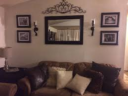 How To Decorate Walls by How To Decorate A Living Room Wall Boncville Com