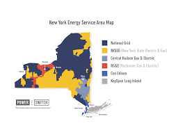 New York State Map by New York Energy Master Plan Power2switch