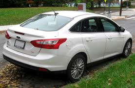 2011 ford focus information and photos zombiedrive