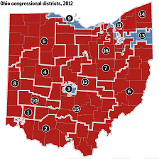 Toledo Ohio Zip Code Map by Four Reasons Ohio U0027s Congressional Races Are A Snoozefest This Year