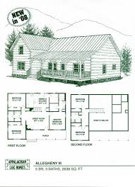 amazing ideas modern log cabin floor plans 12 with loft for two