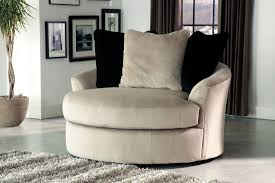 Barrel Chairs Swivel Oversized Living Room Chair Design