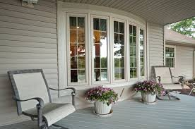 stylish bow window replacement bow replacement home windows doors