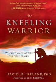kneeling warrior winning battles prayer david
