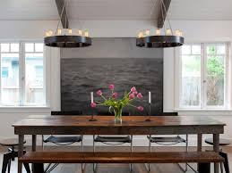Contemporary Dining Room Sets 10 Chandeliers That Are Dining Room Statement Makers Hgtv U0027s